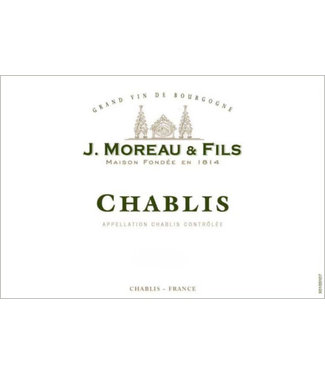 J. Moreau & Fils Chablis (2019)