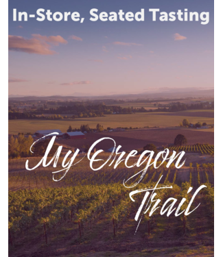 Vintage Wine Cellars Store Tasting - Oct 22 - My Oregon Trail
