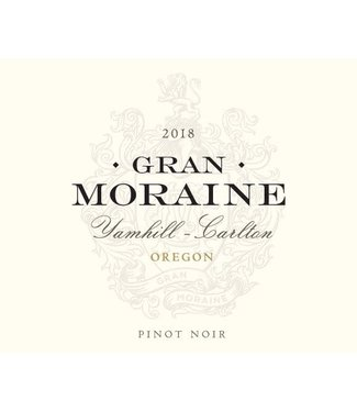 Gran Moraine Gran Moraine Pinot Noir Yamhill Carlton (2018)