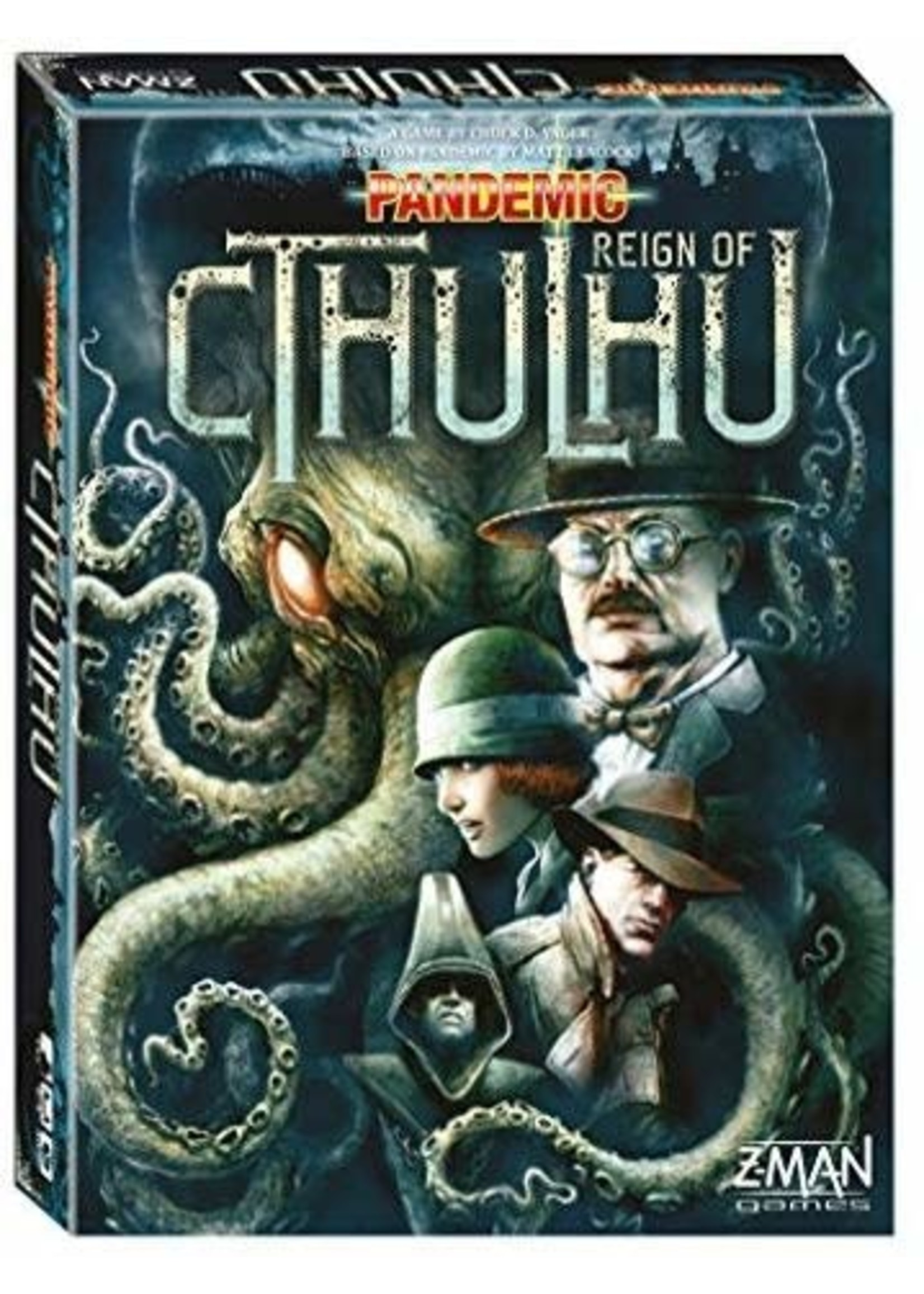 Pandemic: Reign of Cthulhu (stand alone)