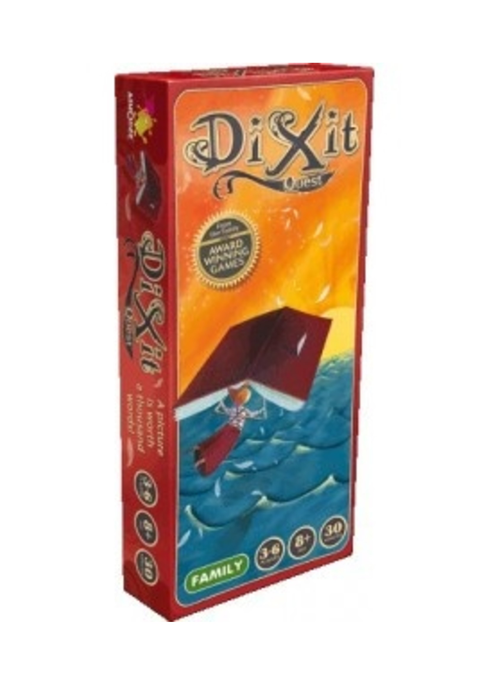 Dixit: Quest Expansion