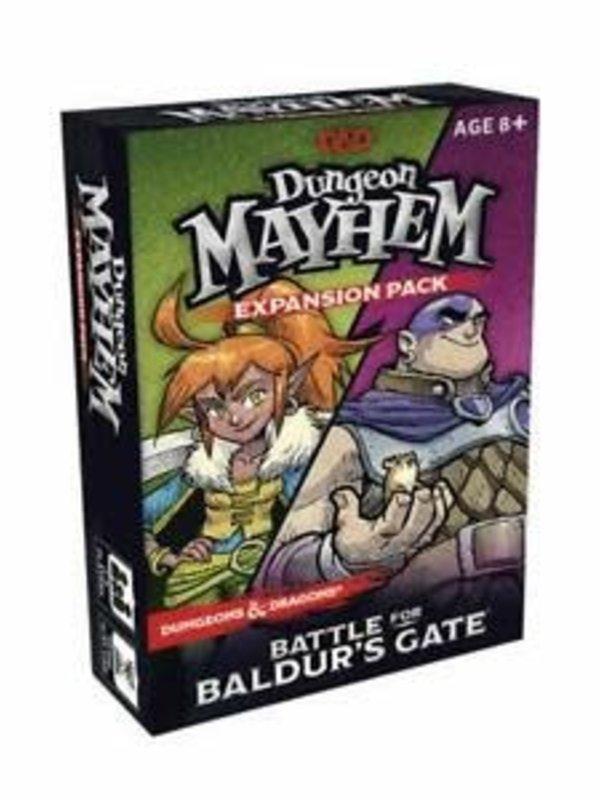 Dungeons and Dragons: Dungeon Mayhem - Battle For Baldur`s Gate