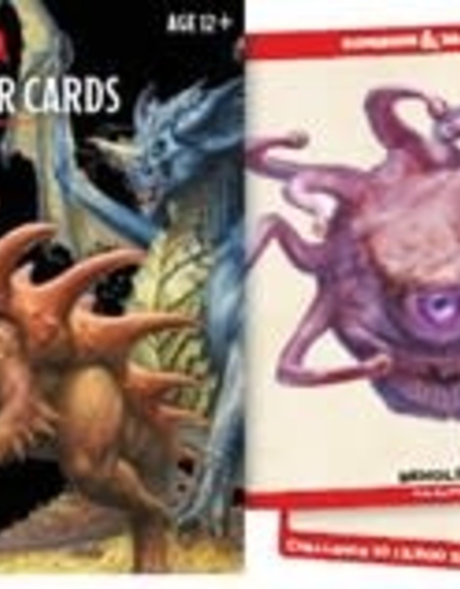 Dungeons and Dragons RPG: Epic Monster Cards (77 oversized cards)