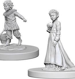 Pathfinder Deep Cuts Unpainted Miniatures: W4 Children