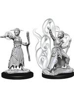 Dungeons & Dragons Nolzur`s Female Human Warlock