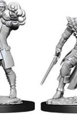 Dungeons & Dragons Nolzur`s Marvelous Unpainted Miniatures: W10 Male Human Warlock