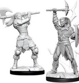 Dungeons & Dragons Nolzur`s W10 Female Goliath Barbarian