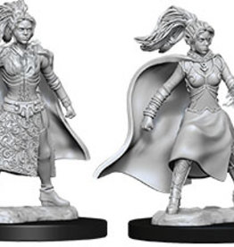 Dungeons & Dragons Nolzur`s Female Human Sorcerer