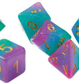 RPG Dice Set (7): Northern Lights