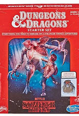 Dungeons and Dragons RPG: Stranger Things Starter Set
