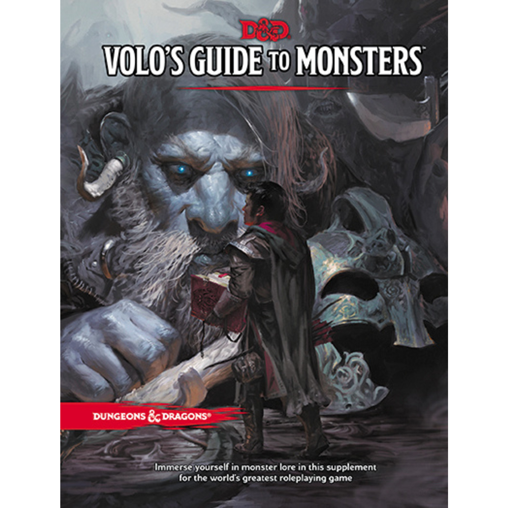 Dungeons and Dragons RPG: Volo`s Guide to Monsters