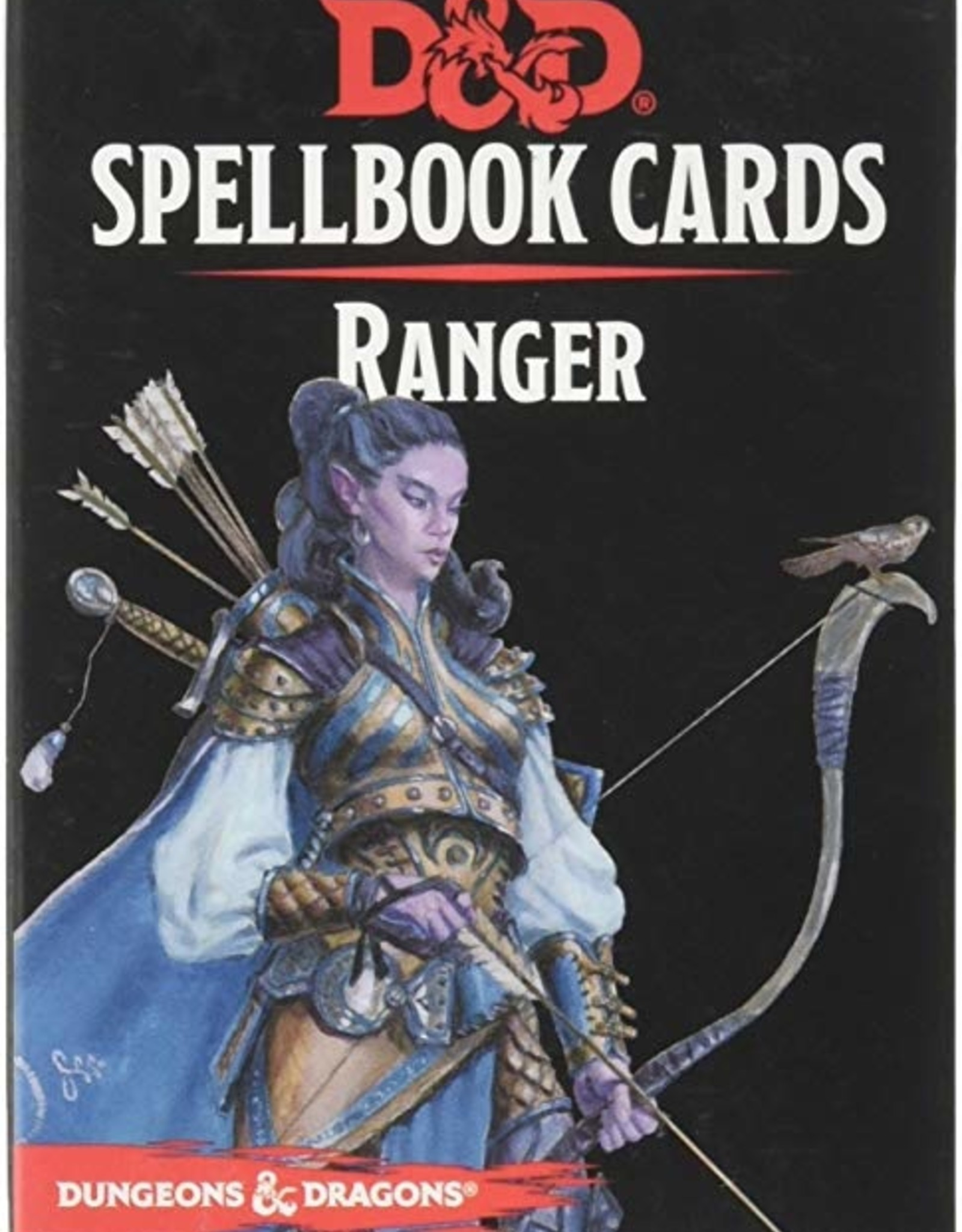 Dungeons and Dragons RPG: Spellbook Cards - Ranger Deck