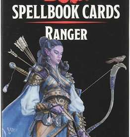 Dungeons and Dragons RPG: Spellbook Cards - Ranger Deck