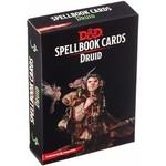 Dungeons and Dragons RPG: Spellbook Cards - Druid Deck