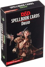 Dungeons and Dragons RPG: Spellbook Cards - Druid Deck