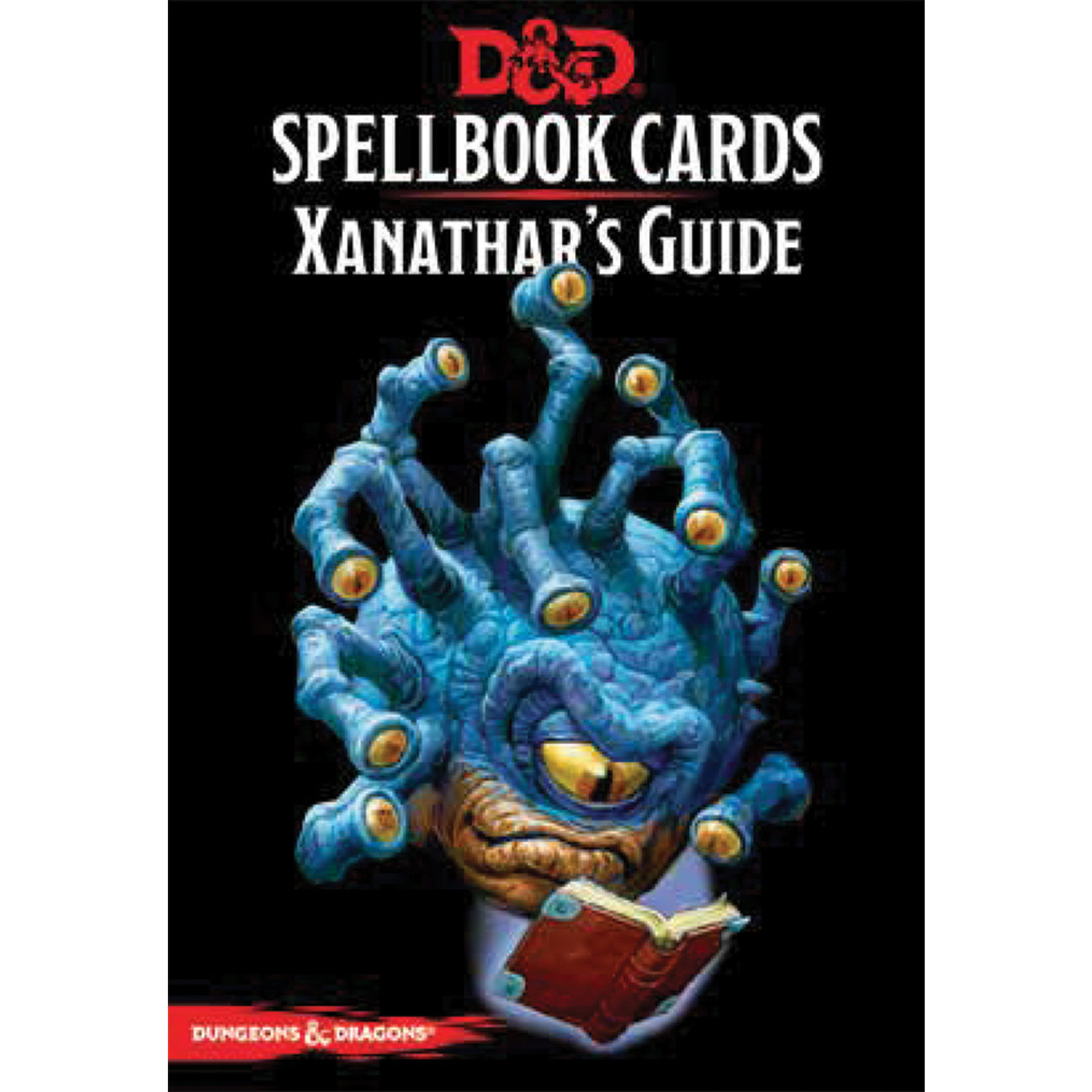 Dungeons and Dragons RPG: Spellbook Cards - Xanathar`s Guide Deck