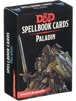 Dungeons and Dragons RPG: Spellbook Cards - Paladin Deck