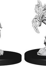 Pathfinder Deep Cuts Unpainted Miniatures: W9 Male Gnome Sorcerer