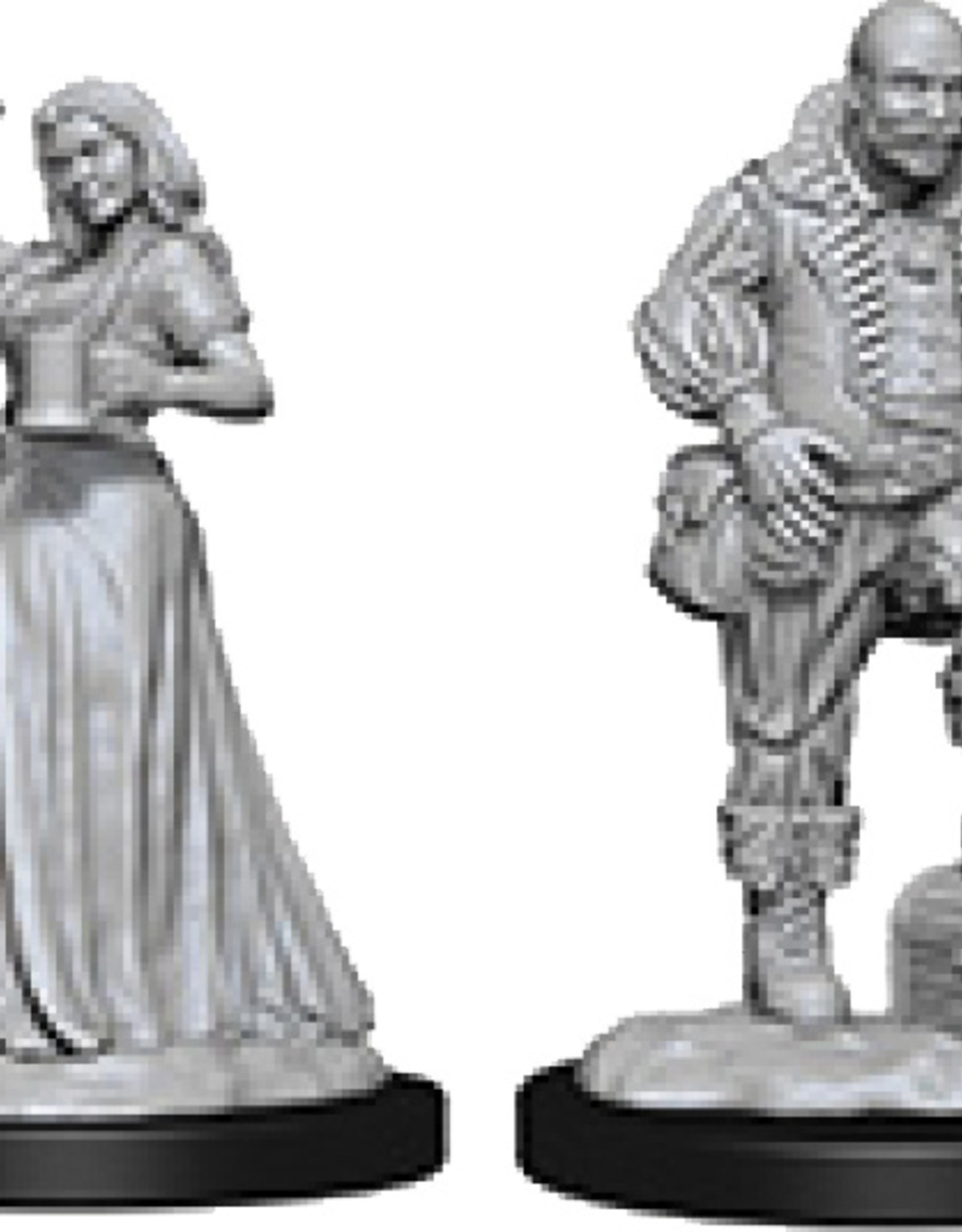 Pathfinder Deep Cuts: Merchants (Serving Girl/Merchant)