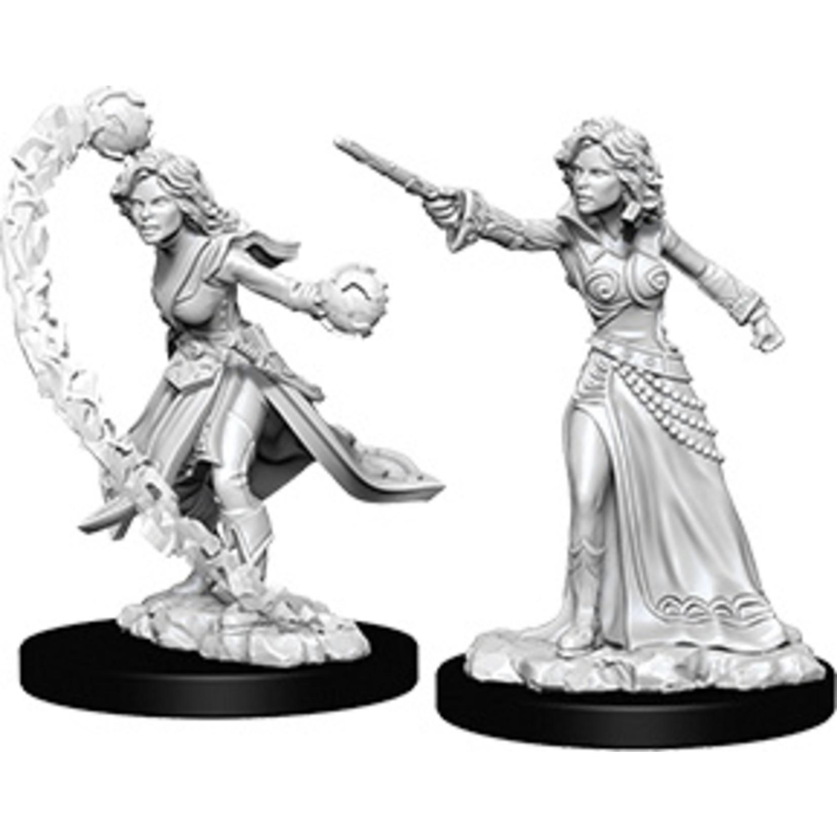 Pathfinder Deep Cuts W6 Female Human Wizard