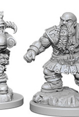 Dungeons & Dragons Nolzur`s Marvelous: Dwarf Male Barbarian