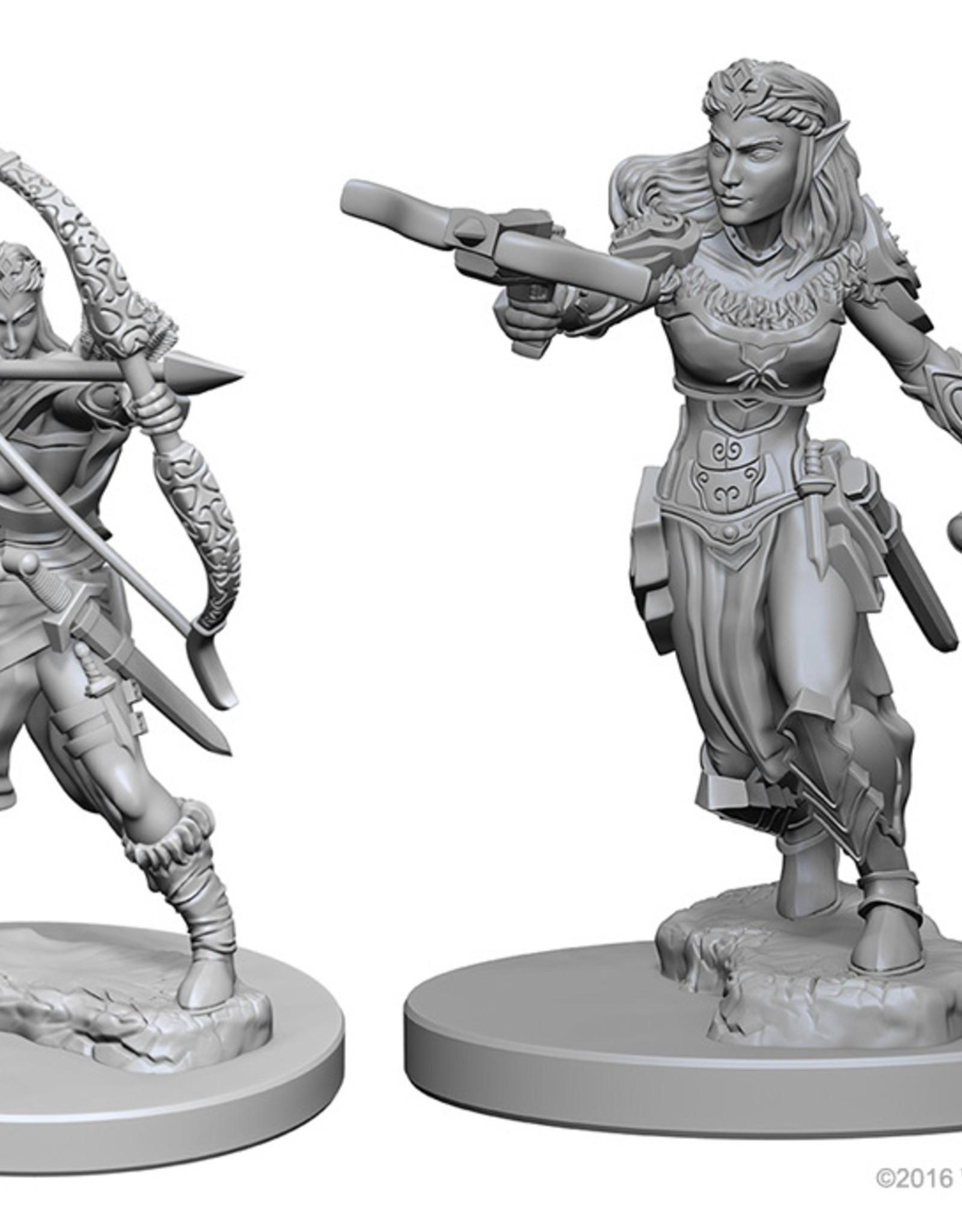 Dungeons & Dragons Nolzur`s Marvelous: Elf Female Ranger