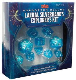 Dungeons and Dragons RPG Laeral Silverhands Explorers Kit