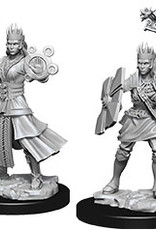 Dungeons & Dragons Nolzur`s Marvelous: Female Human Cleric