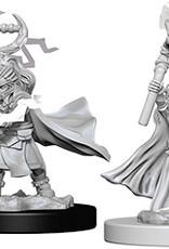 Pathfinder Deep Cuts Unpainted Miniatures: W5 Gnome Female Sorcerer