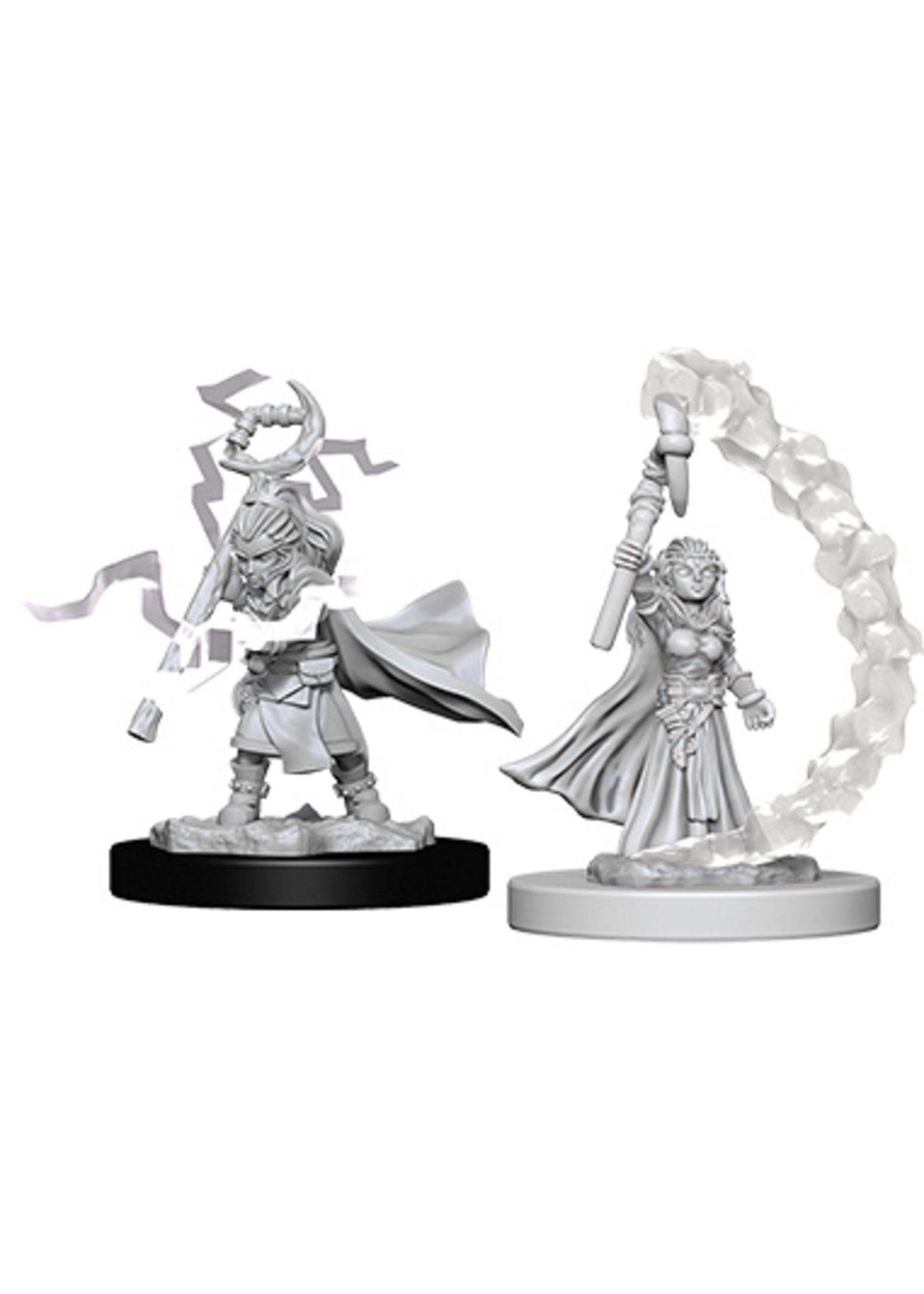 Pathfinder Deep Cuts Unpainted Miniatures: W5 Gnome Female Sorcerer