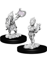 Pathfinder Deep Cuts Unpainted Miniatures: W5 Gnome Male Bard