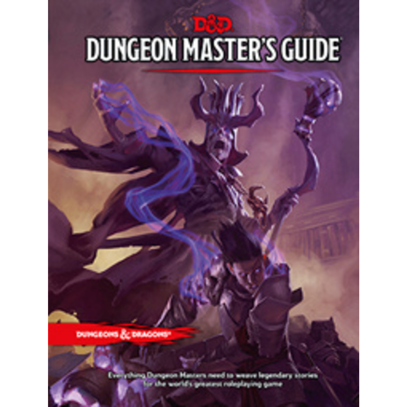 Dungeons and Dragons RPG: Dungeons Master's Guide