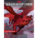 Dungeons and Dragons RPG: Dungeon Master's Screen Reincarnated