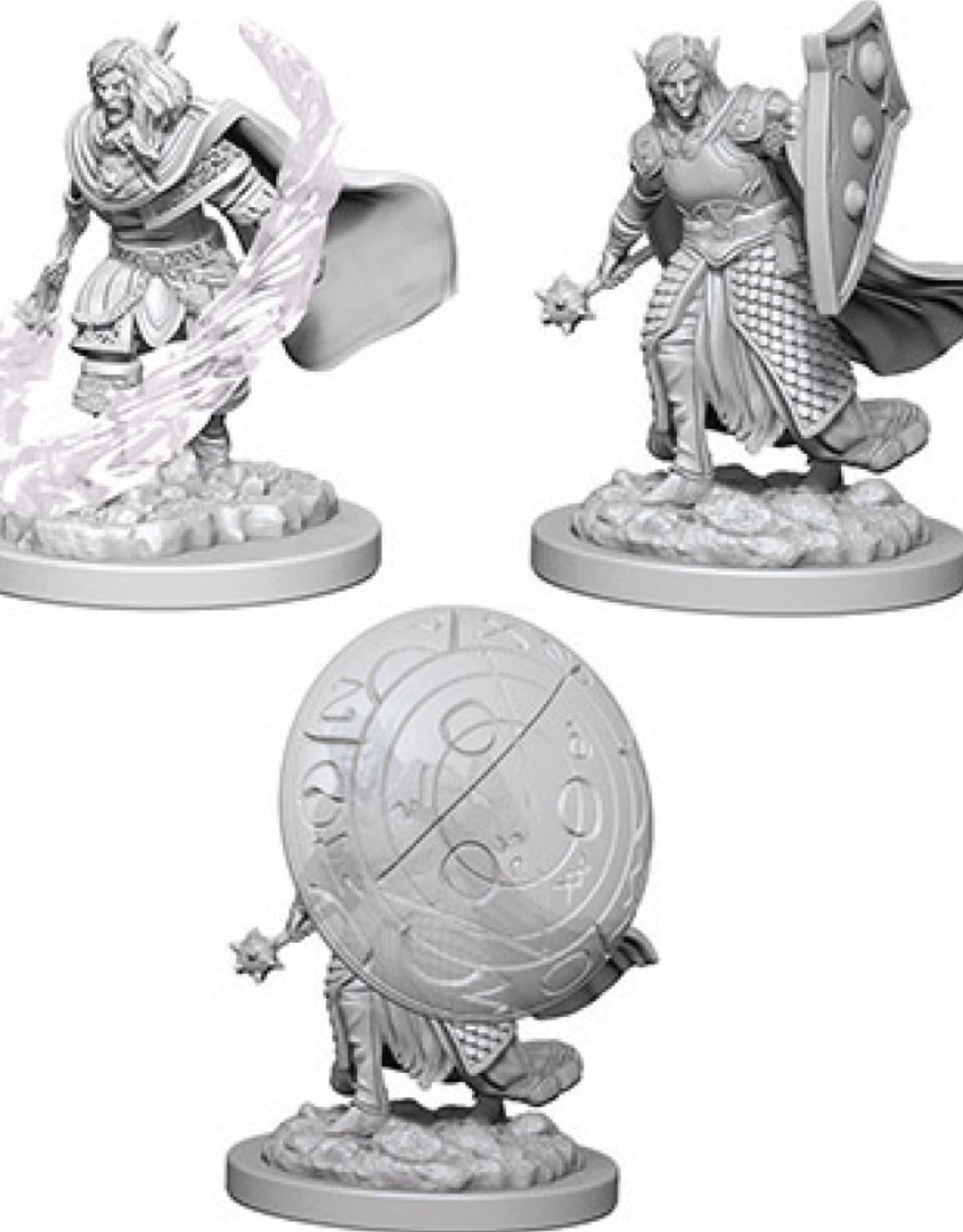 Dungeons & Dragons Nolzur`s Marvelous: Elf Male Cleric