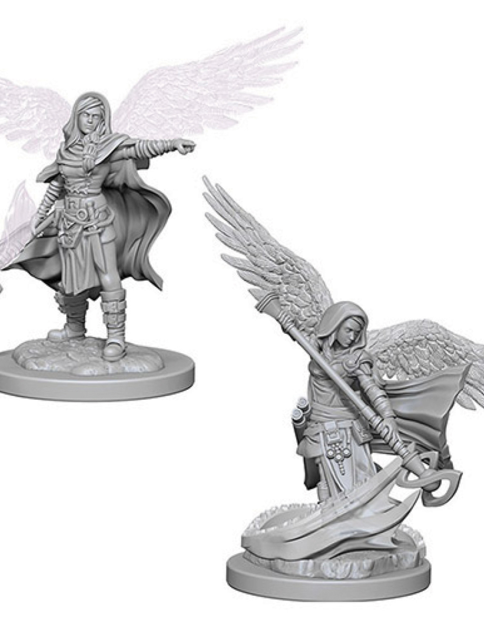 Dungeons & Dragons Nolzur`s Marvelous: Aasimar Female Wizard