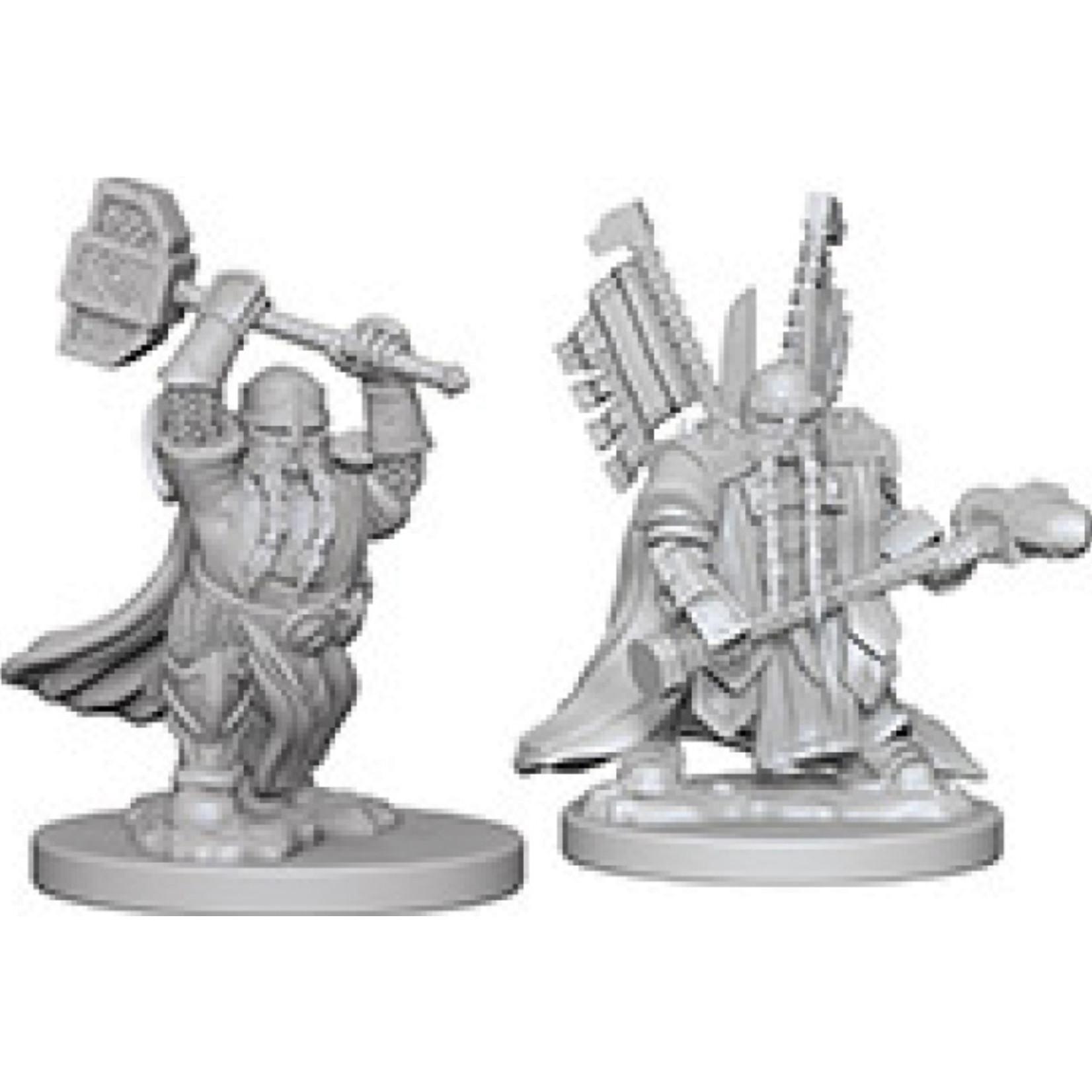 Dungeons & Dragons Nolzur`s Marvelous: Dwarf Male Paladin