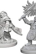 Dungeons & Dragons Nolzur`s Marvelous: Dwarf Female Cleric
