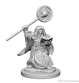 Dungeons & Dragons Nolzur`s W1 Dwarf Male Wizard