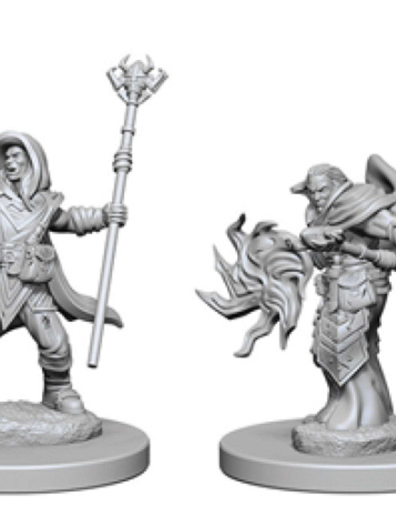 Dungeons & Dragons Nolzur`s W2: Elf Male Wizard