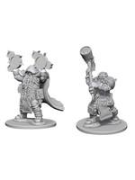 Dungeons & Dragons Nolzur`s W2: Dwarf Male Cleric