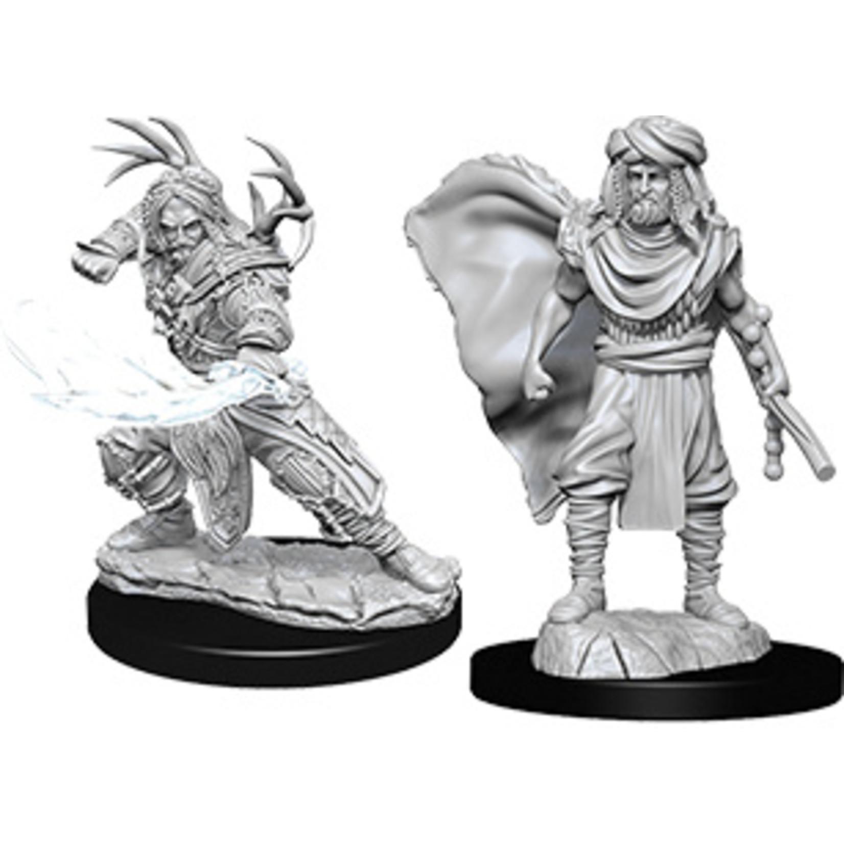 Dungeons & Dragons Nolzur`s W6 Male Human Druid