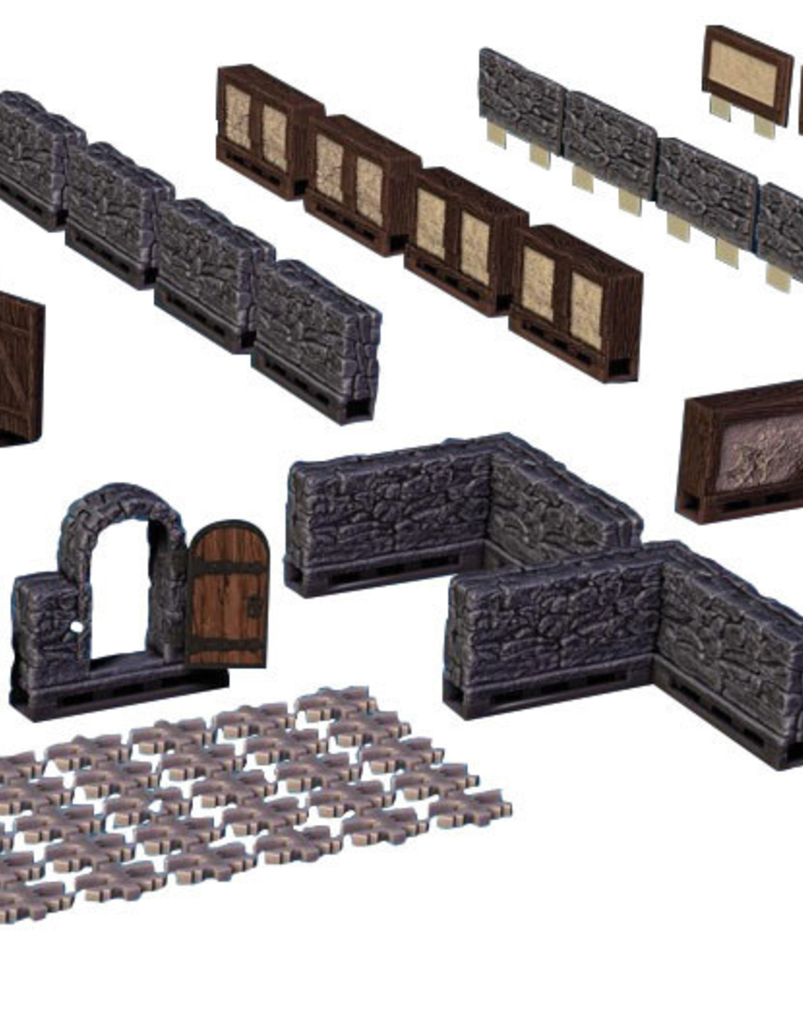 WarLock Tiles: Expansion Box I