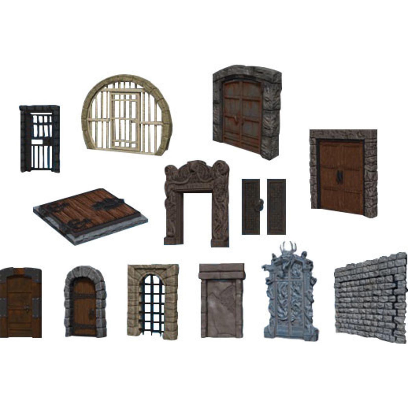 WarLock Tiles: Doors & Archways