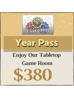 Game Room: Year Pass