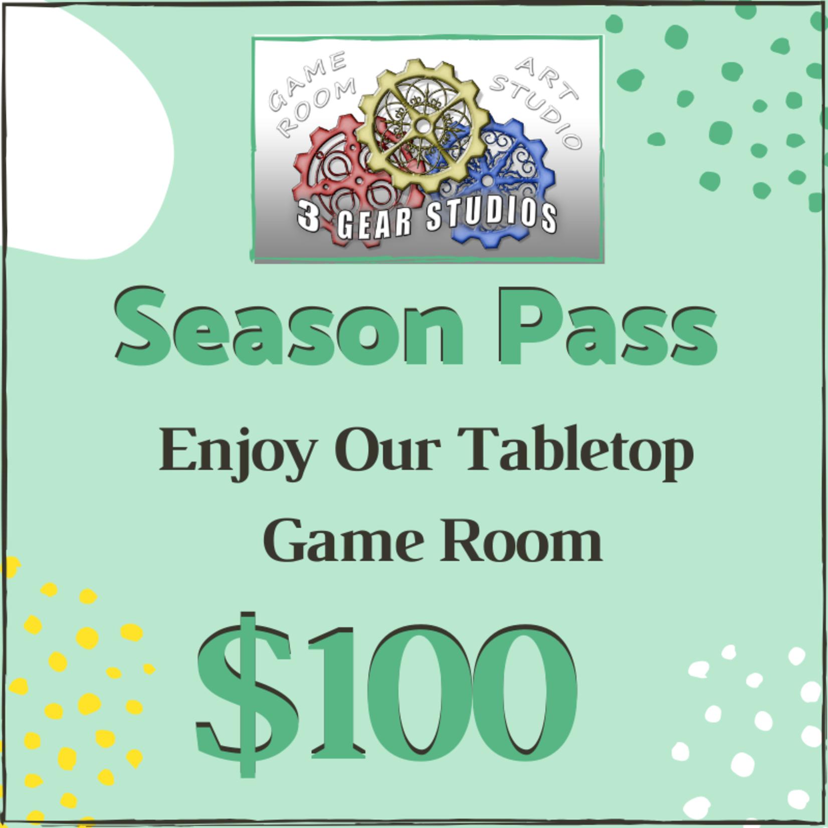 Game Room: Season Pass