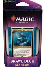 Magic the Gathering CCG: Throne of Eldraine Brawl Deck: Wild Bounty