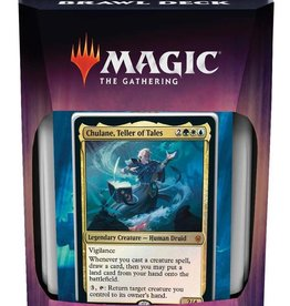 Magic the Gathering CCG: Throne of Eldraine Brawl Deck: Wild Bounty