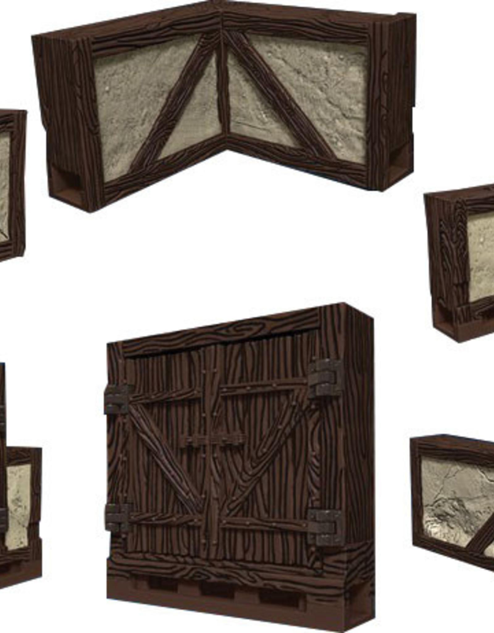 WarLock Tiles: Town & Village