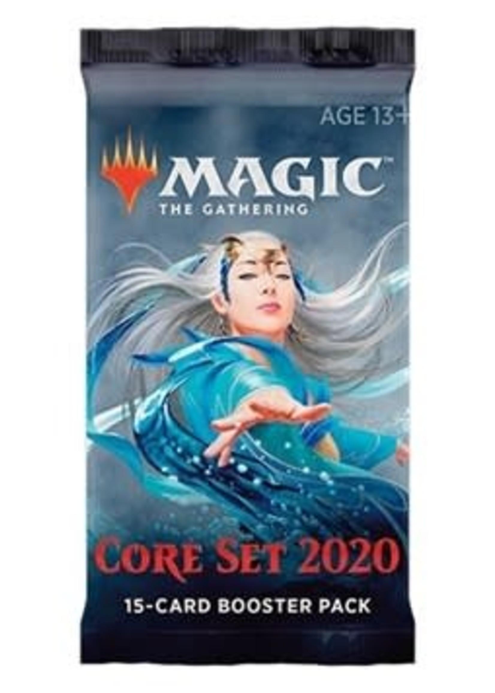 Magic the Gathering CCG: Core Set 2020 Booster Single