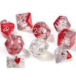Sirius RPG Dice  Hearts